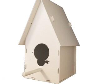 B&b for birds, houses for birds, outdoor, wall decor