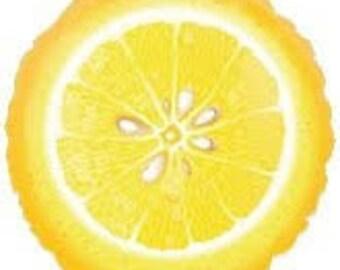"""18 """"/Sweet Lemon party Balloons / Lemonade Balloon/ lemonade theme/ Lemon Balloon/ Lemon"""