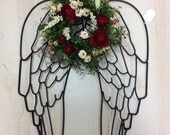 Beautiful Metal Angel Wings for your Wall or entryway !!!!
