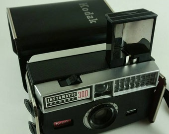 1960's Kodak Instamatic 300 Camera