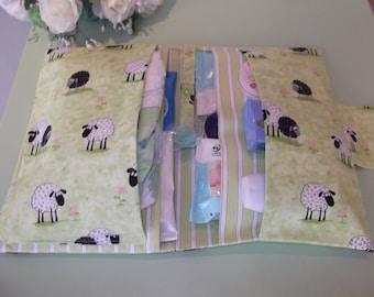 Diaper bag diaper bag sheep