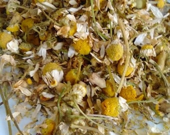 2 ounces dried Chamomile  incense smudging native herbs USA Grown Herbal Tea