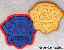Paw Patrol Cookie Cutter