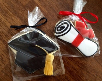 Graduation Cookies - perfect party cookies!