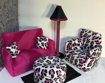 Furniture for Barbie Doll Monster High
