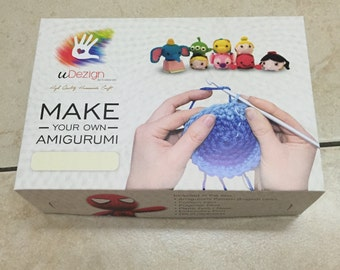 DIY Kit for Tsum Tsum Amigurumi