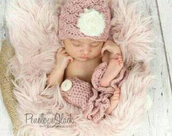 Baby leg warmers (newborn photo prop) (baby girl leg warmers) (pink baby leg warmers) (crochet baby leg warmers) (crochet leg warmers)