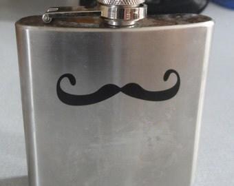 Stainless Steel Groomen Flask