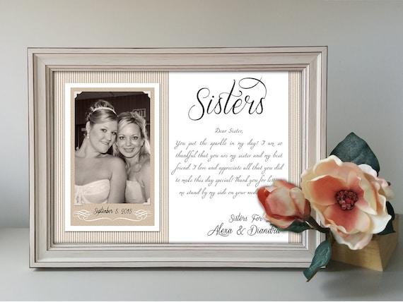 Wedding Gifts For A Friend: Best Friend Wedding Gift Best Friend Thank You Gift Wedding