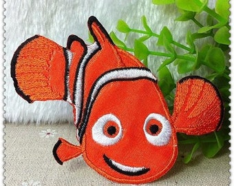 Funny Fish Patch