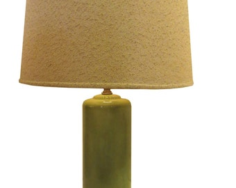 1960's Mid-Century Ceramic Table Lamp