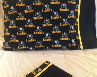 Pittsburg Steelers Standard Size Pillow Case