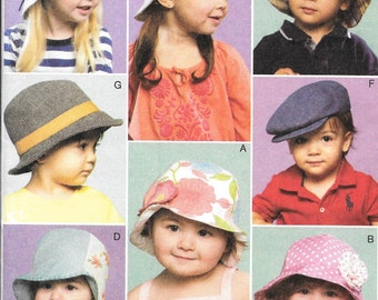 McCall's Accessories Pattern for Kids  6762