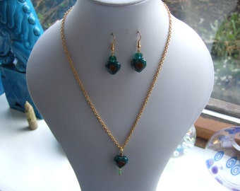 """Shop """"gold plated chain"""" in Jewelry Sets"""
