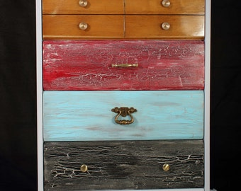 Chest of drawers 4 drawers