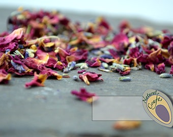 Lavender & Rose Petal mix