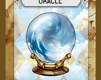 Uncertain Oracle