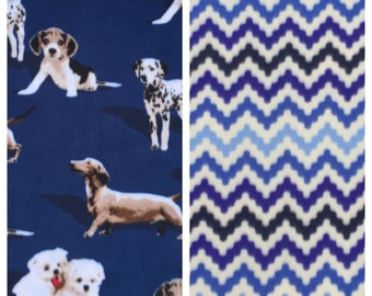 Fleece Small Dog Blanket(D128)