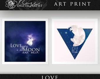 Love - Art Print