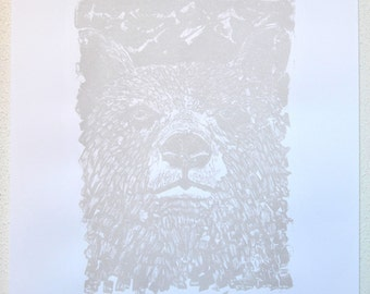 Oso Montañoso #5 (Silver)