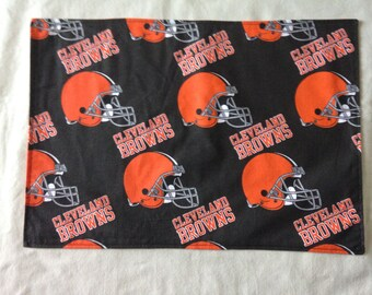 """Cleveland """"Browns"""" Placemat"""