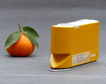 Iron orange vintage - seventies iron