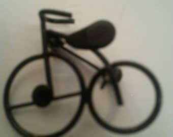 Vintage Mini Bicycle Metal Pin