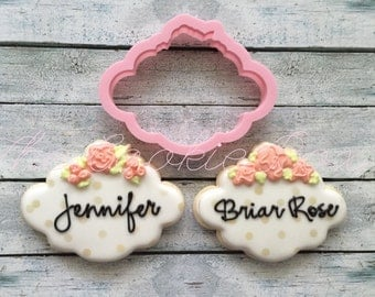 Briar Rose plaque