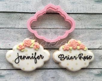 Briar Rose plaque