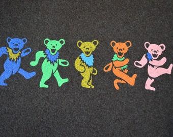 Marching Bears Doormat