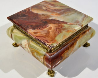 Unique Alabaster Box Related Items Etsy