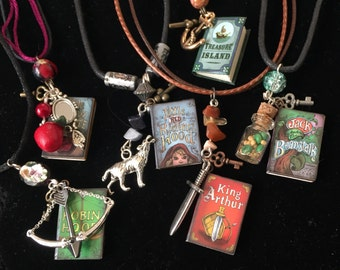 Storybook Charm Necklace