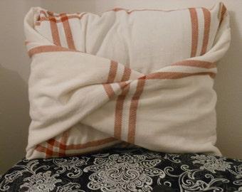Handmade Twist Pillow