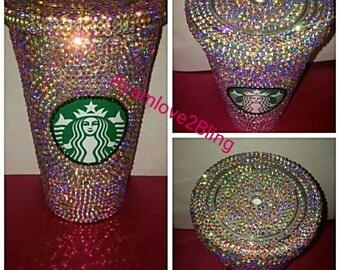 Bling Starbucks Cup!!