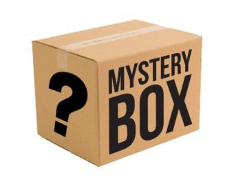 Monogram mystery box