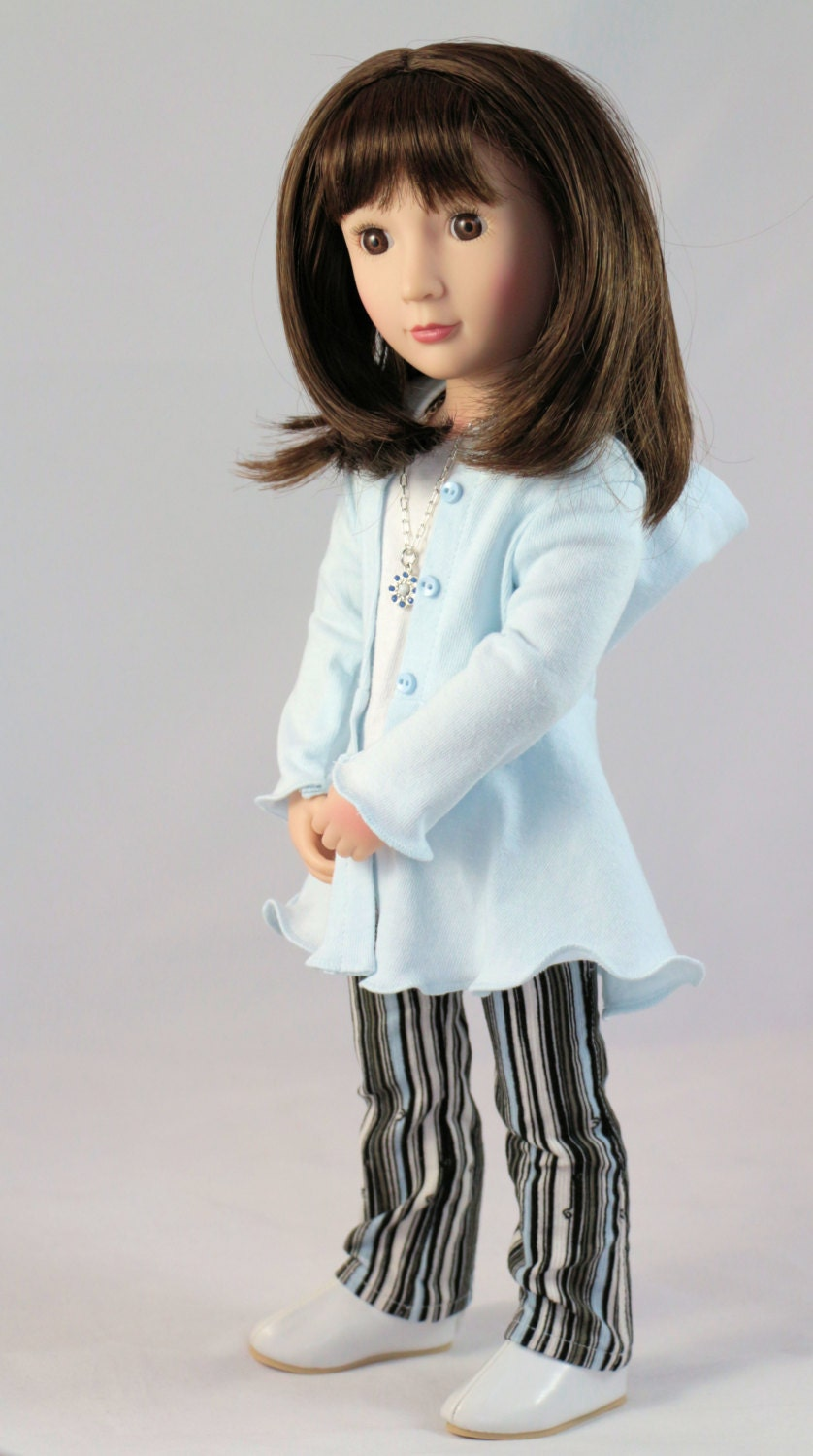 A Girl For All Time® Doll Clothes Pattern. Hyde Park ...