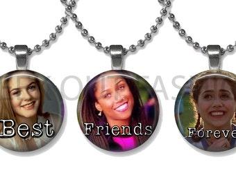 Clueless Magnetic Necklaces or Bracelets SET