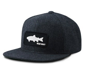 Fishing hat etsy for Flat bill fishing hats