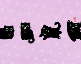 Kitten Party!
