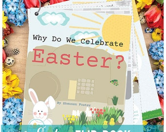 FLIPBOOK-Why do we celebrate Easter