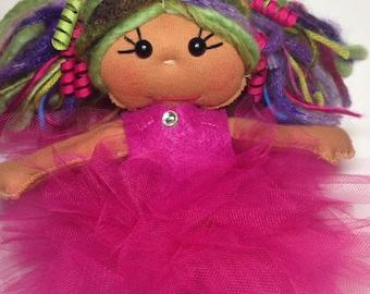 Ballerina doll ... SOLD