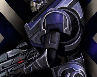 Mass Effect: Garrus