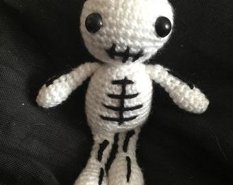 Cute Little Skeleton