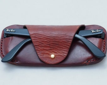 Leather Ray-Ban Wayfarer Case
