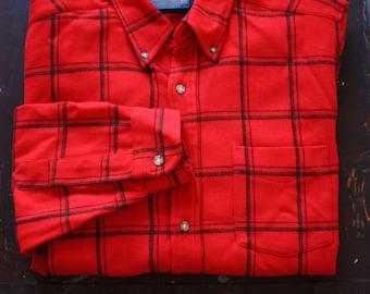 Vintage Pendleton wool shirt Size M