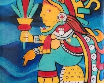 Caiman Woman