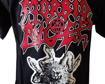 Morbid Angel T-SHIRT Blessed Are The Sick David Vicent Covenant Domination Altars Of Madness