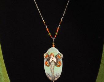 Enchanted Faerie Medallion