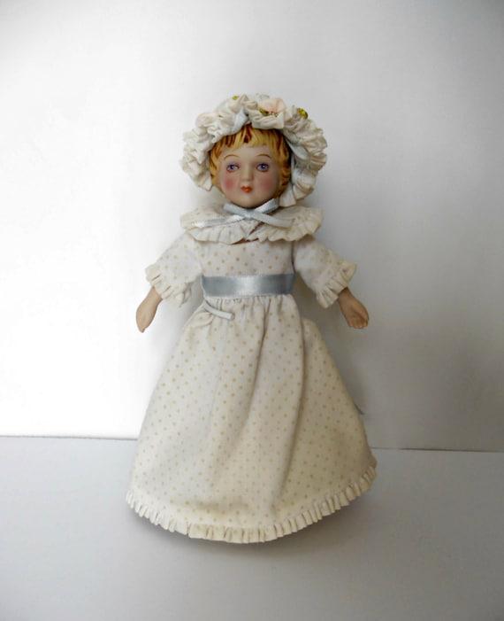 Vintage Porcelain Doll Home Decor Vintage By
