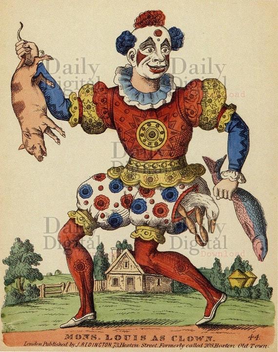 Vintage Circus Print 58